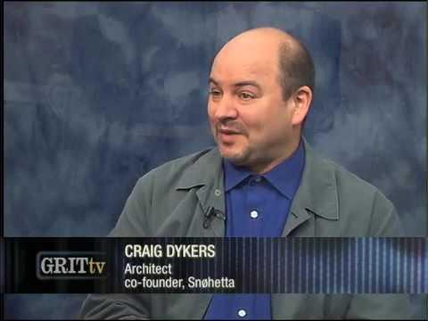 GRITtv: Craig Dykers: Snohetta Part 1/2