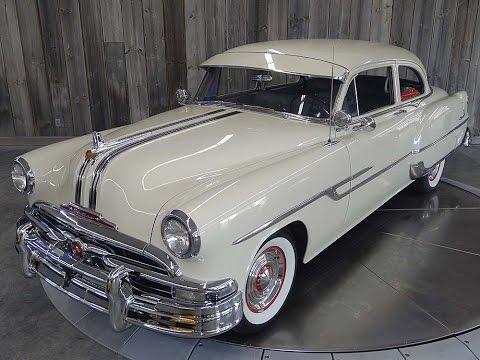 1953 pontiac chieftain 2 door coupe