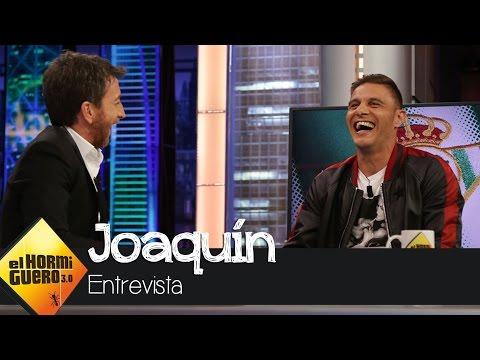 Joaquín nos cuenta cómo fue el día en el que estuvo a punto de morir en un avión - El Hormiguero 3.0