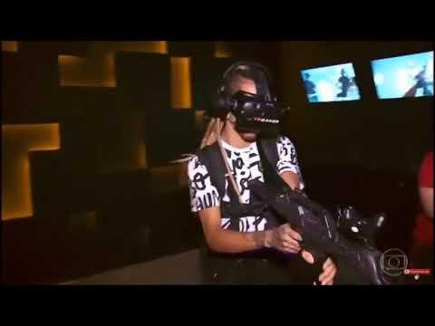 Realidade Virtual Jornal da Globo 19042018