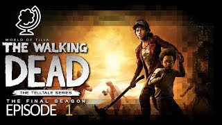 The Walking Dead: The Final Season #1 - End of the Road