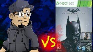 Johnny vs. Batman: Arkham Origins & Blackgate