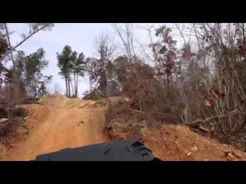Hill climb Polaris Sportsman 850 XP Stony Lonesome OHV Bremen AL
