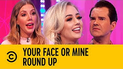 Cringiest Series 6 Mystery Guest Moments | Round Up | Your Face Or Mine