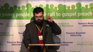 Wesley Spears-Newsome, 2015 National Festival of Young Preachers