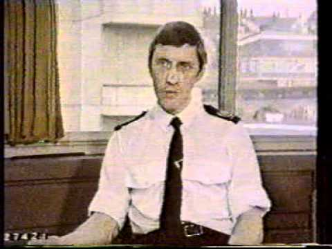Fire and Smoke Early 1980's Fire Safety Film