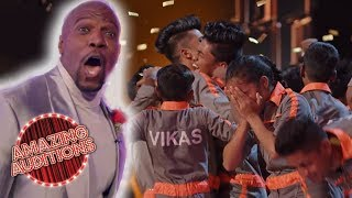 TOP 3 Judges' GOLDEN BUZZERS On AGT The Champs 2020 | Amazing Auditions