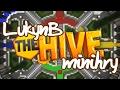 LukynB, MájaV | Minecraft minihry | E01 - The Hive | PC CZ/SK | 720p