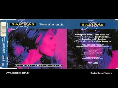 Joy Salinas  - People Talk Album Version