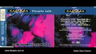 Joy Salinas  - People Talk Album Version