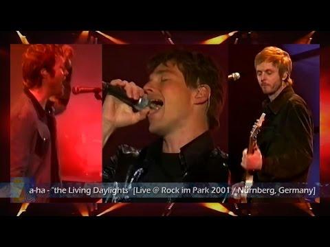 a-ha - the Living Daylights [Live @ Rock im Park 2001 / HD]