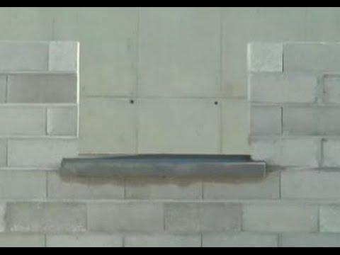 Les bons gestes en maçonnerie : appui de fenêtre