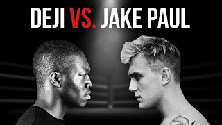 Deji vs. Jake Paul [Official Fight Trailer #1]
