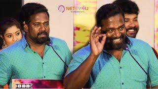 Comedy Actor Robo Shankar Funny Speech At Mannar Vagera Movie Audio Launch   Actor Vimal   Anandhi