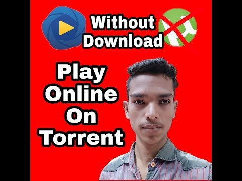 Watch movie online on torrent without...