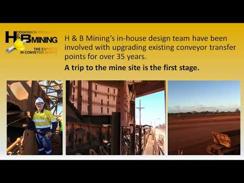 H & B Mining Specialise in Site Inspections: Inception to Installation