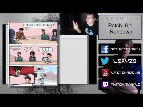 Patch 8.1 Rundown
