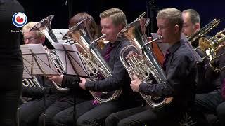 OMF novimber 2018 - Brassband Opsterland - Fryskepeallen/Bakkefean