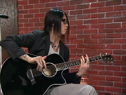 MIYAVI Interview & Acoustic Live
