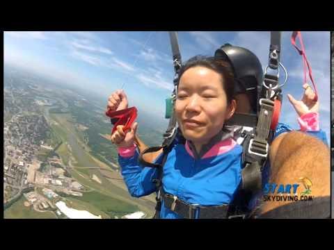 StartSkydiving.com: Su Wang