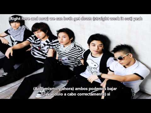 Big Bang - Make Love [Sub Español + Ingles]
