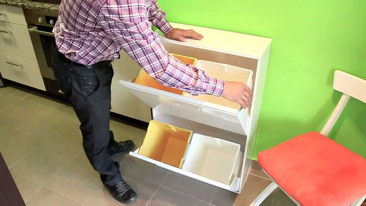 Contenedores de reciclaje vario y basic de arregui youtube - Contenedores de basura para reciclaje ...