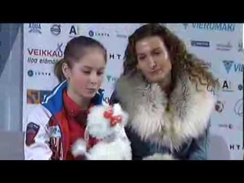 2013 Finlandia Trophy - Ladie's Free Skating Group 3