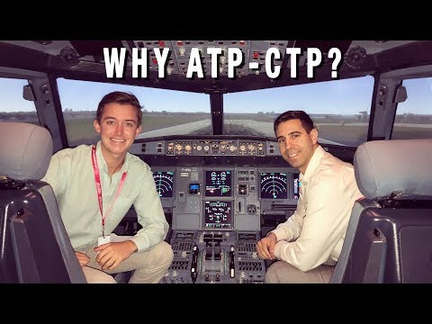 Why Do You Take ATP-CTP Before Becoming An Airline Pilot?