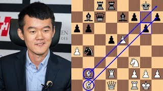 Ding Liren and the Killer B's | Armageddon, 2019 Altibox Norway Chess