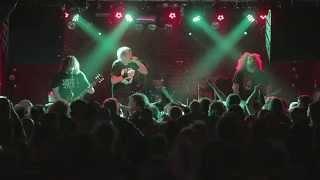 """Napalm Death - """"Nazi Punks Fuck Off"""" - 7.11.2014, Wrocław"""