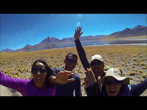 Some days in Chile And Bolivia - Travel Video Part 1