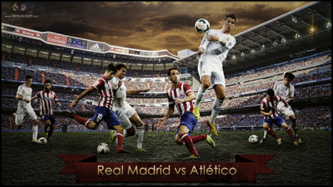 Real madrid vs atletico madrid ucl final promo 2852016 youtube voltagebd Choice Image