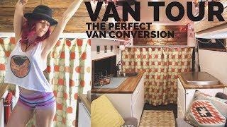Vanlife for a Solo Female Traveler | Lisa's Van Tour