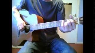 Feeling Good - Nina Simone guitar cover