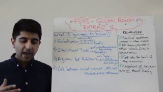 Extract 1 What You Need to Know - OCR Global Economy F585