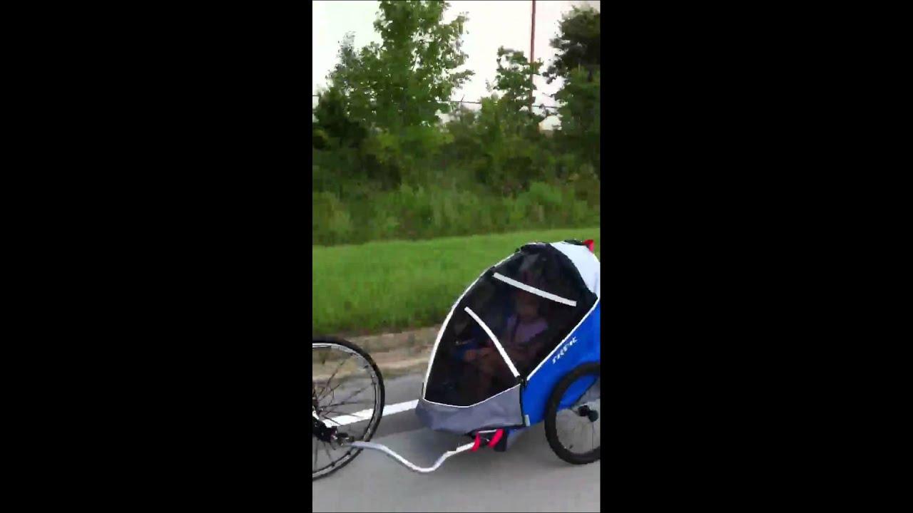 trek gobug youtube rh youtube com trek rocket bike trailer manual trek bicycle trailer parts
