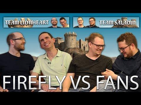 Stronghold Quiz - Firefly Studios vs Fans!
