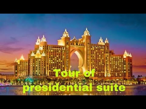 Atlantis the palm presidential suit 2020 update