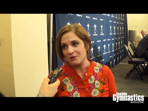 Mary Lou Retton talks Olympic Hopefuls