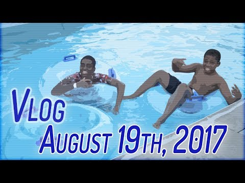 VLOG - August 19th, 2017 | A Fun Day At FunPlex!!! | Omaha, Nebraska