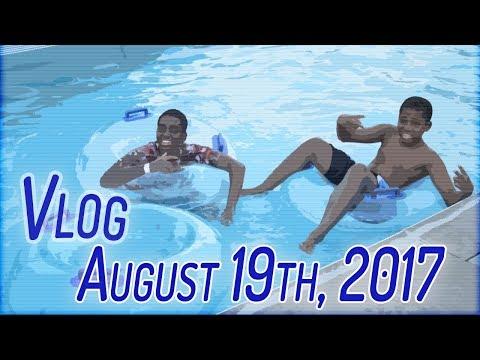 VLOG - August 19th, 2017 | A Fun Day At FunPlex!!! | Omaha, Nebraska