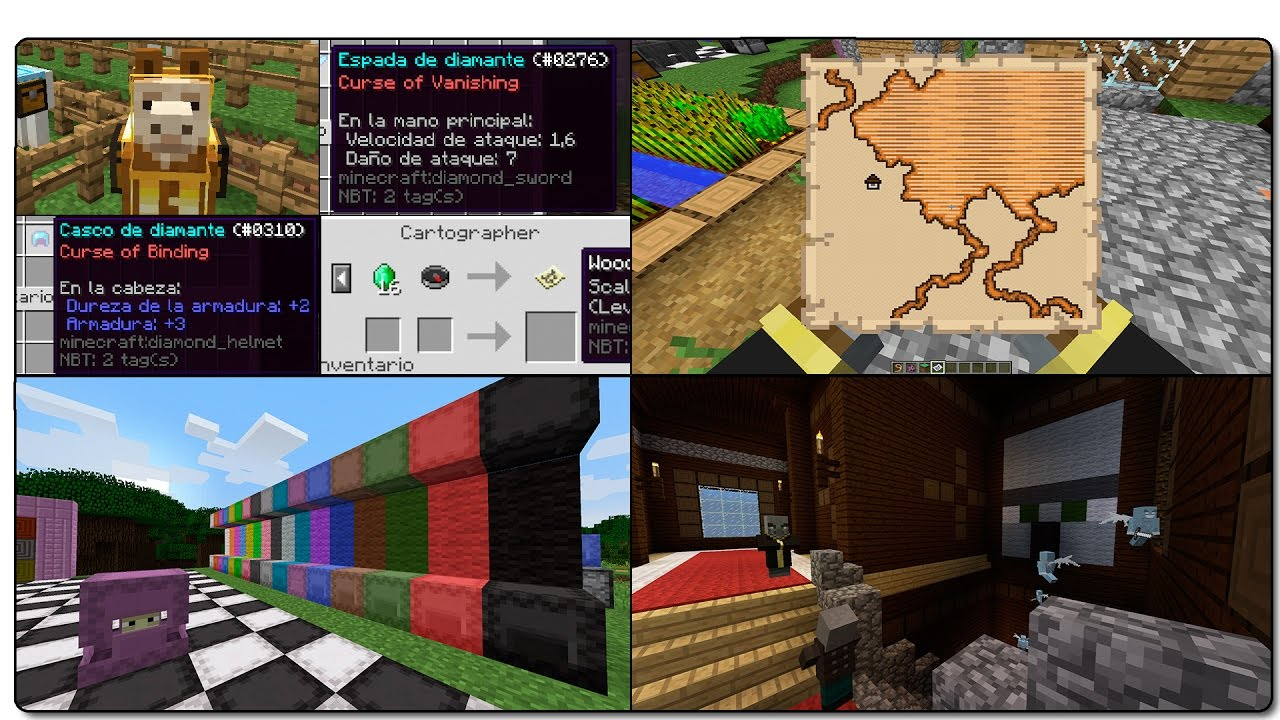MINECRAFT 111 EXPLORATION UPDATE  SNAPSHOT 16W39A  REVIEW