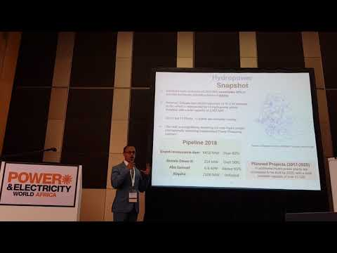 Country Spotlight Presentation - Ethiopia Power Sector