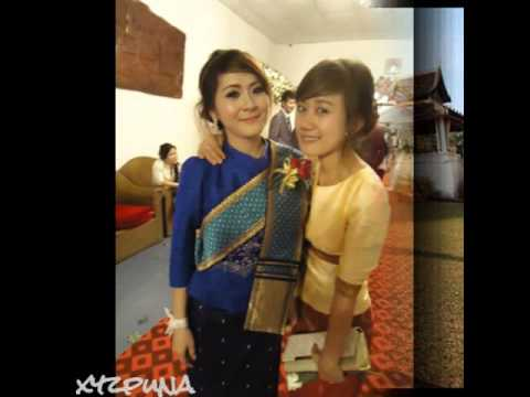 ເພງລາວ เพลงลาว Lao song - ສາວລາວ สาวลาว Lao girls