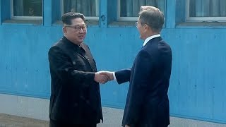 How North Korean TV reported on the historic summit