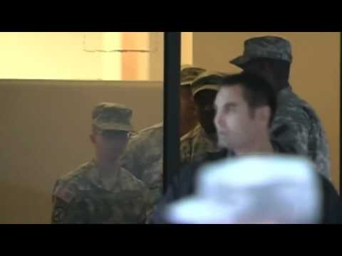 First Images of Bradley Manning Post-Arrest (HD/Slow-Mo/Photos)
