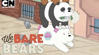 We Bare Bears | Bear Lift | Cartoon Network