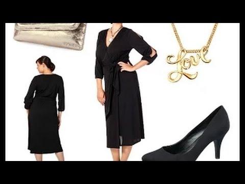 lange-abendkleider-für-große-größen-und-lange-Ärmel-+-outfit-tipps
