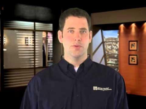 Hardi Plank Siding >> How to Install HardiePanel Vertical Siding - YouTube
