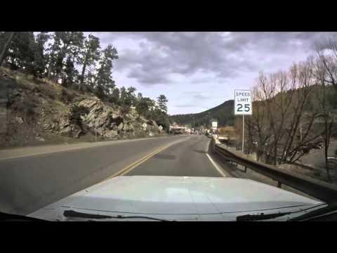 Colorado Towns - Drive through Evergreen